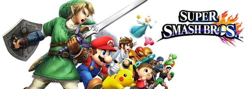 Nintendo's future lies in its 'Super Smash Bros.' updates