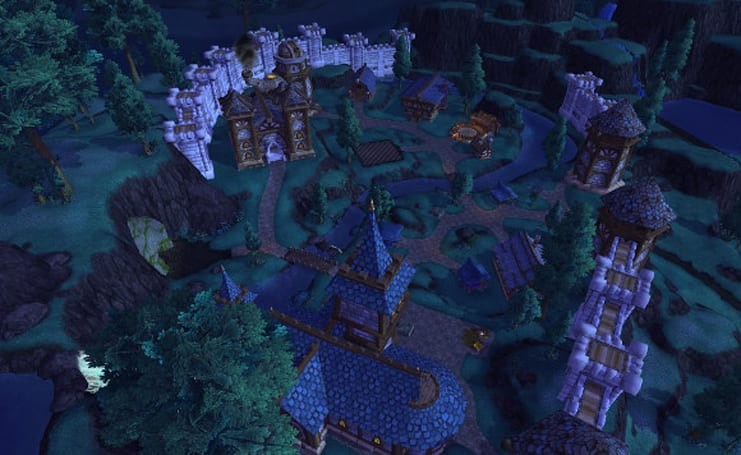 Warlords of Draenor: Wowhead digs up Garrison models and more
