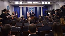 White House adds four 'Skype seats' for press briefings