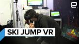 #SkiJump VR makes looking like an idiot fun