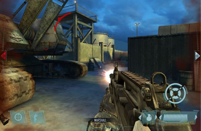 Daily iPad App: Get a change of perspective in Call of Duty: Strike Team