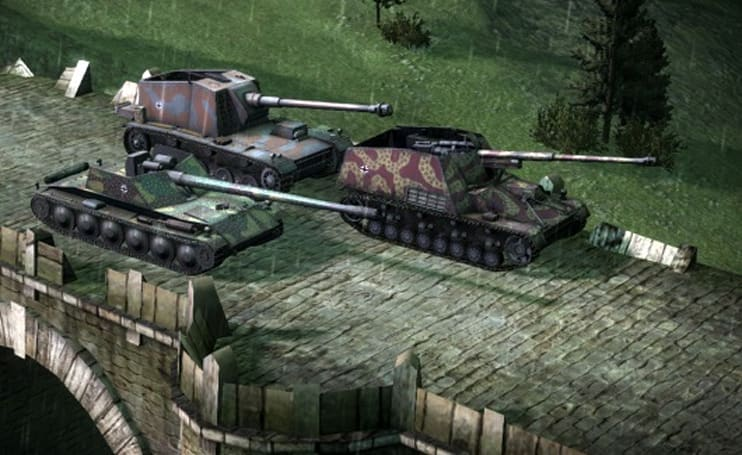 World of Tanks delivers big Xbox 360 update