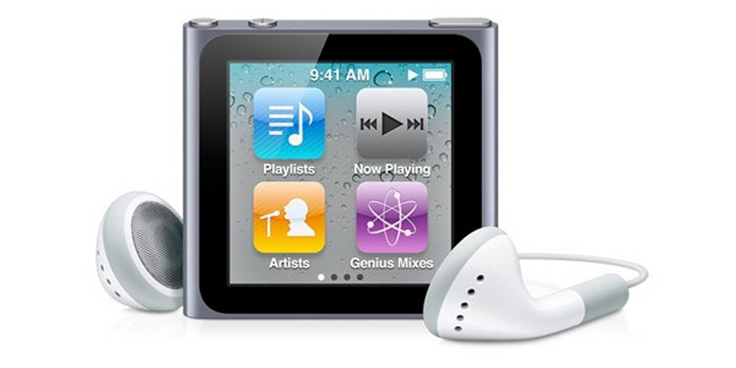 iPod nano redesigned: smaller, lighter, better and costing $149 for 8GB or $179 for 16GB