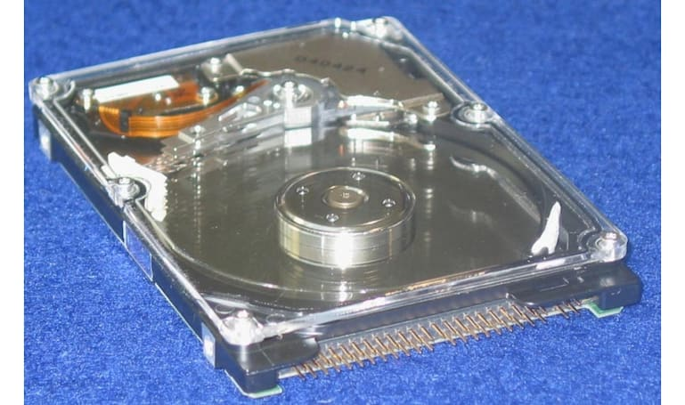 Samsung's Hybrid Hard Disk in the fo' realz