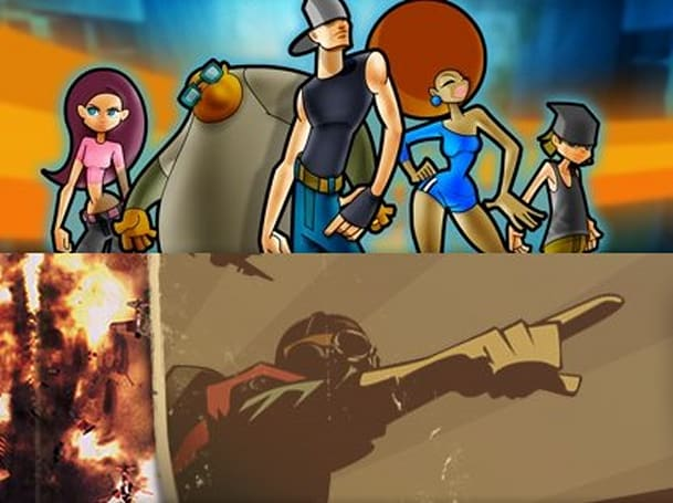 Go! Go! to the XBLA for Break Steady & 1942