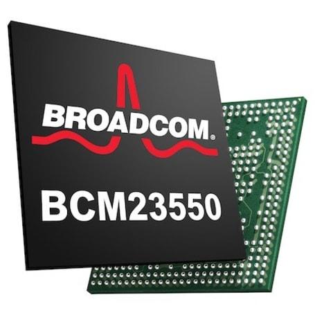 Broadcom announces quad-core HSPA+ chipset destined for budget Android phones