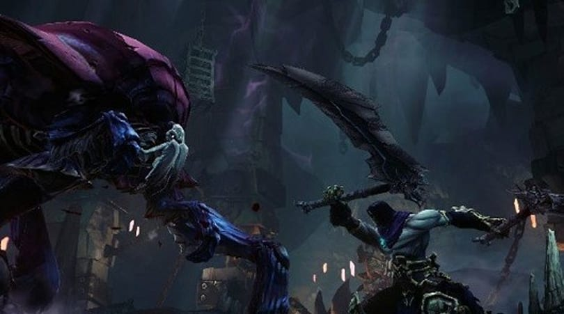 Darksiders 2 preview: Death pays a visit