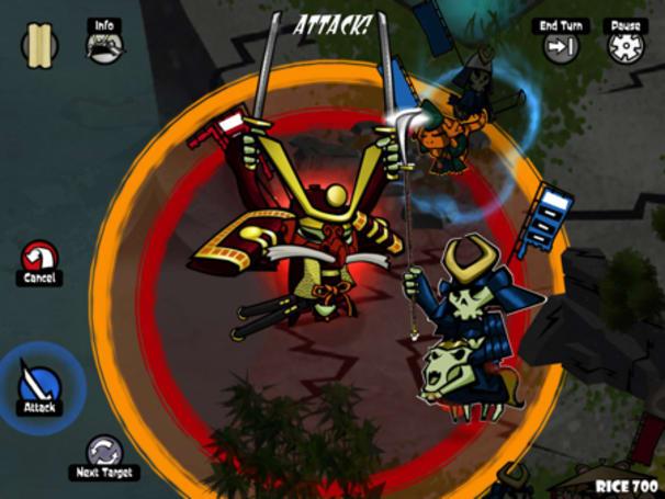 Skulls of the Shogun assaults iOS starting today
