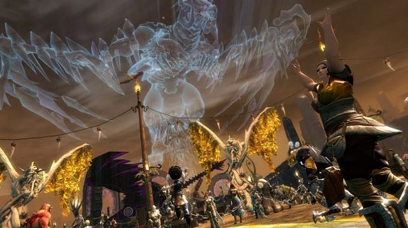 The origin story of Guild Wars 2's Dragon Bash theme song