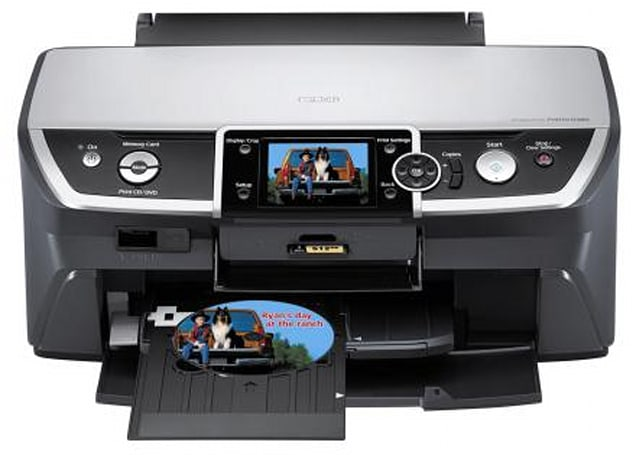 Epson launches three inkjets: R260, R380, and the RX580 all-in-one