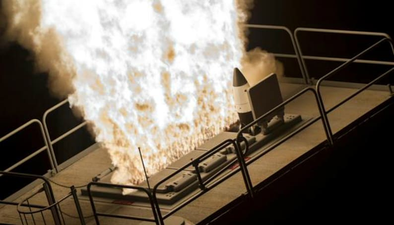 The Big Picture: This missile can knock out warheads in space