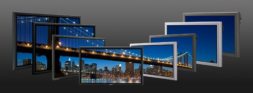 Panasonic unveils new 11 Series plasma displays in Germany