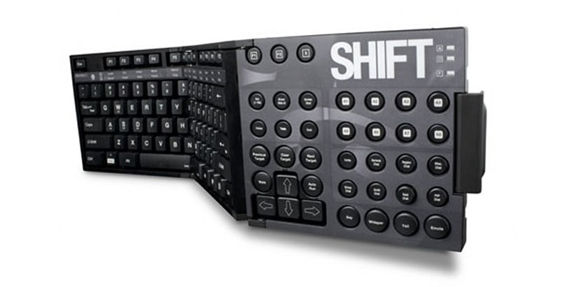 Steelseries introduces new SHIFT key set for MMOs