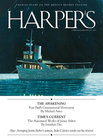 163-year-old Harper's Magazine now available for iOS