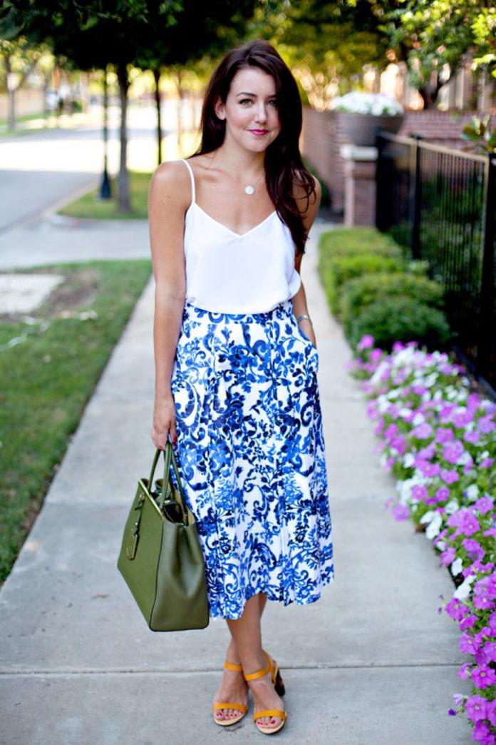 The perfect summer skirt