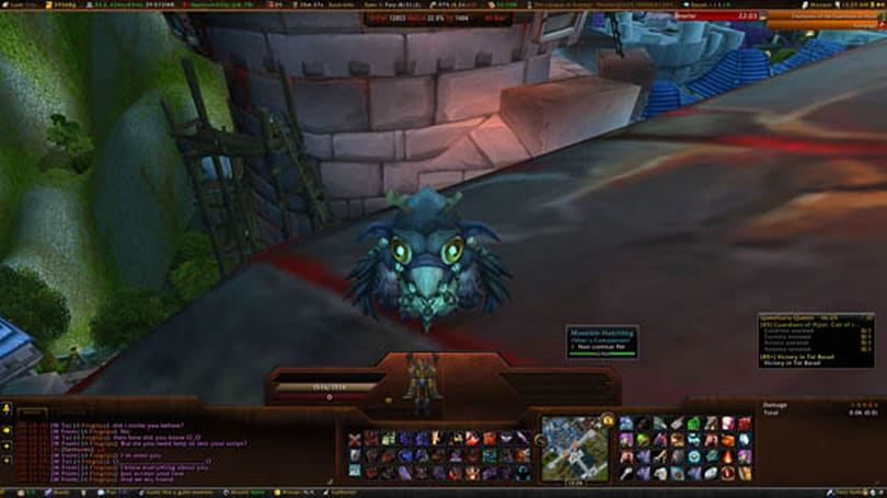 Reader UI of the Week: Vhei's Cataclysm 2.0 UI packed up for you