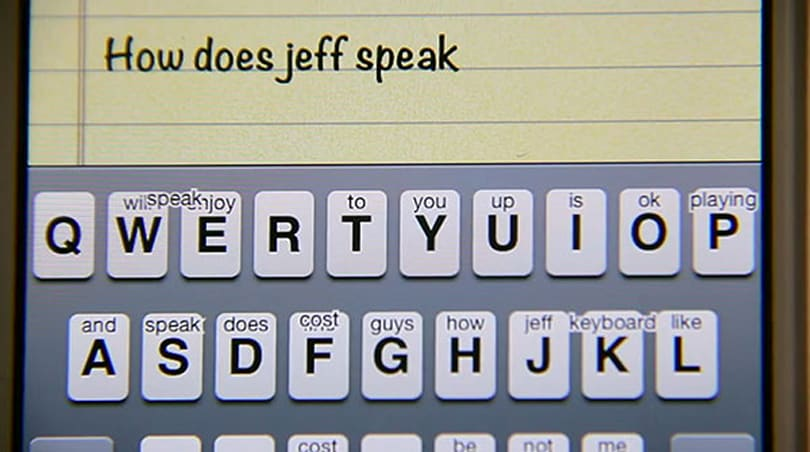 BlackBerry 10's predictive keyboard gets transplanted with Octopus Keyboard for jailbroken iOS devices