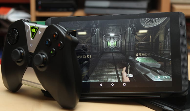 NVIDIA's new Shield Tablet is just like the old one, but cheaper