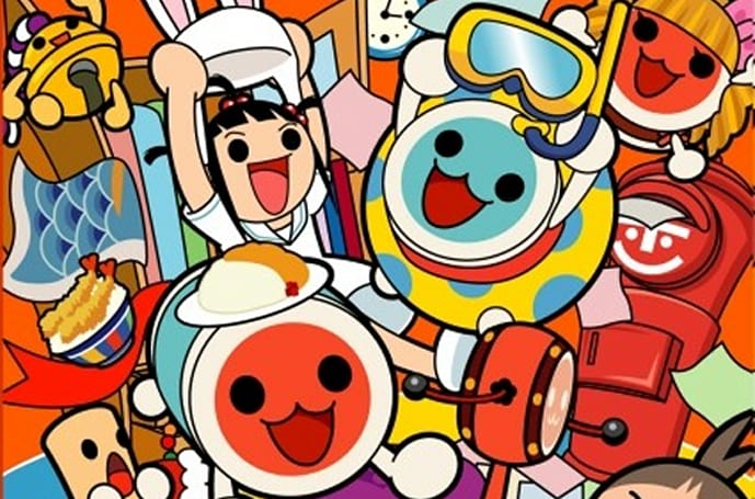 Taiko Drum Master Wii U Edition bangs a gong Nov. 21 in Japan