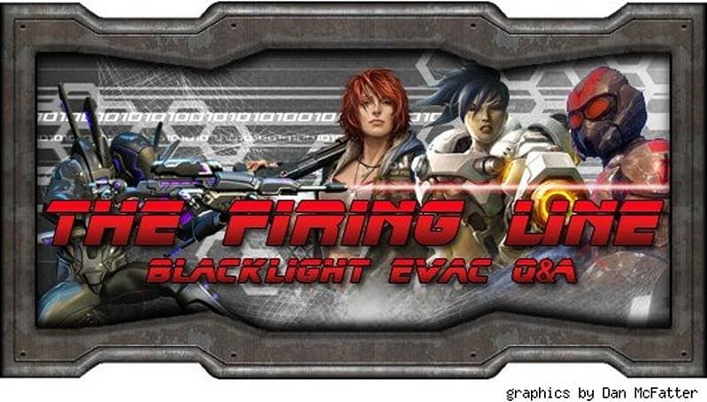The Firing Line: Exclusive Blacklight Retribution Evac Q&A