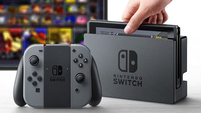 Nintendo Switch software won't be region-locked