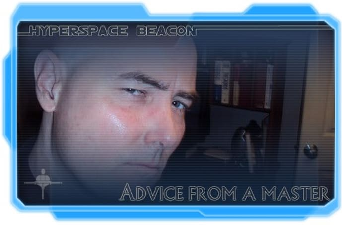 Hyperspace Beacon: Advice from a master