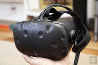 VR game developers prefer the HTC Vive, grapple with nausea