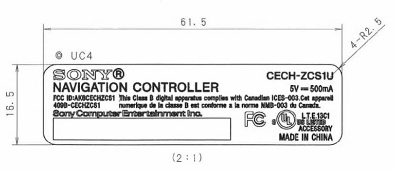 PlayStation Move sub-controller now called 'Navigation Controller'