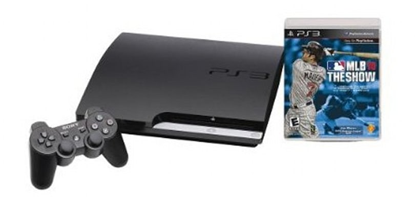 MLB 10 PS3 Slim bundle outed again by Target