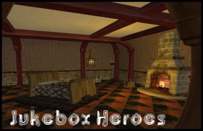 Jukebox Heroes: Lord of the Rings Online's housing music