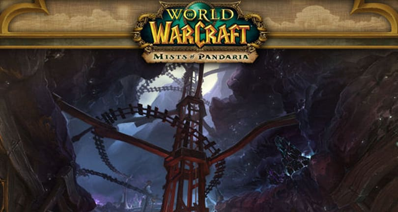 New Mists of Pandaria Battlegrounds: Silvershard Mine