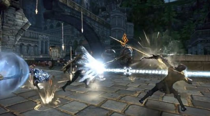 TERA's new battleground promotes a siege mentality
