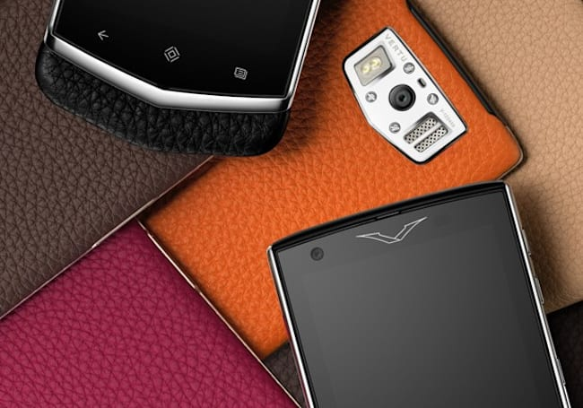 Vertu's new Constellation is its second Android phone, and you still can't afford it