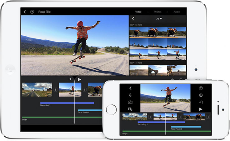 Apps We Actually Use: iMovie for iOS to process videos on the go