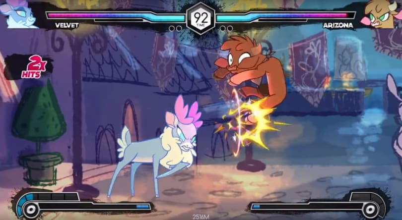 Fighting game inspired by 'My Little Pony' needs cash to become reality