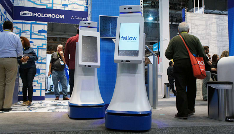 Lowe's Innovation Labs redefine retail with robots and VR