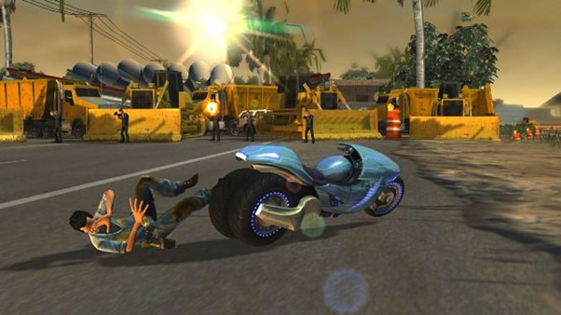 LocoCycle burns rubber toward Xbox 360, Steam on Valentine's Day