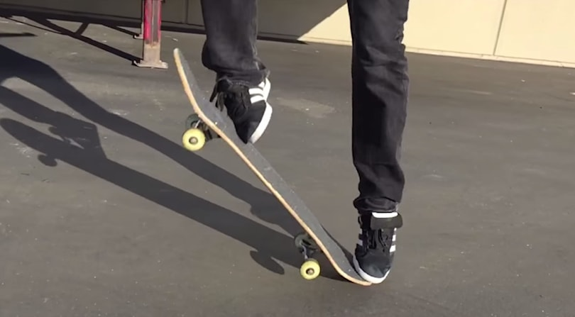 Super slo-mo skateboarding, brought to you by the iPhone 6