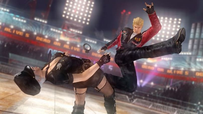 Dead or Alive 5 Ultimate: Arcade announced for Japan
