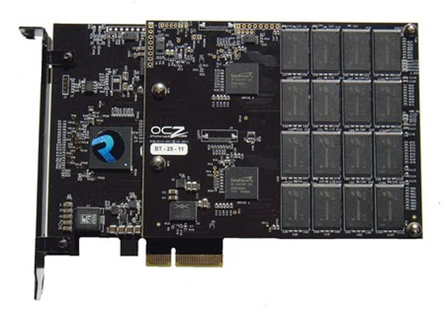 OCZ's RevoDrive 3 X2 review roundup: SSD melts faces with 1.5GBps read and 1.2GBps write speeds