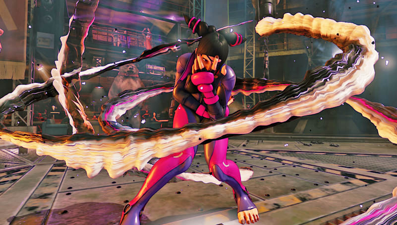 Capcom plans harsher punishments for 'Street Fighter' quitters