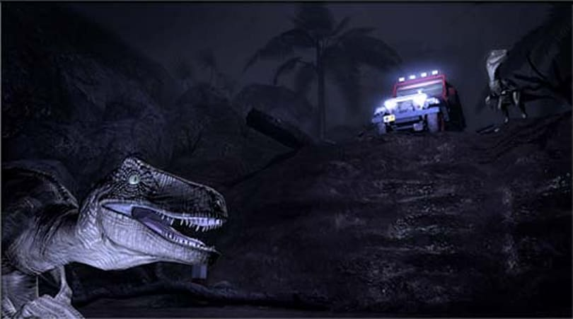 Telltale's Jurassic Park opening on PC and Mac this April