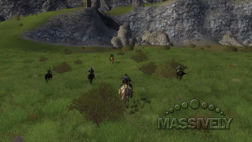 The Daily Grind: Do you like LotRO's mounted combat?