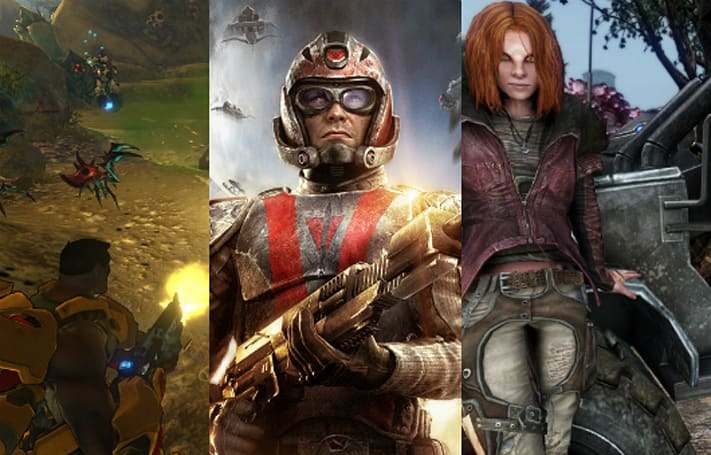 Free for All: My three favorite MMOFPS games have a shoot-out