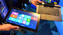 Toshiba's Portege Z10t detachable Ultrabook debuts at IDF (hands-on)