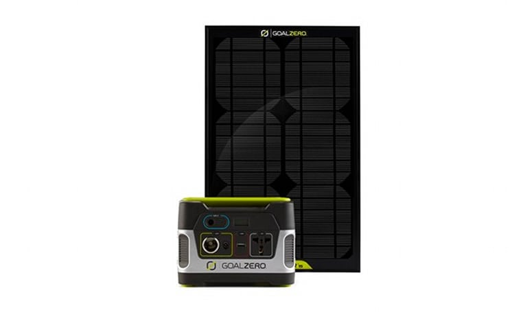 Goal Zero brings the Yeti 150 solar generator back from the wilderness