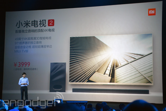 Xiaomi 39 s 49 inch android tv boasts 4k for just 640 for Url tv 2014