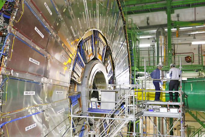 Large Hadron Collider's new 'particle' was just a fluke
