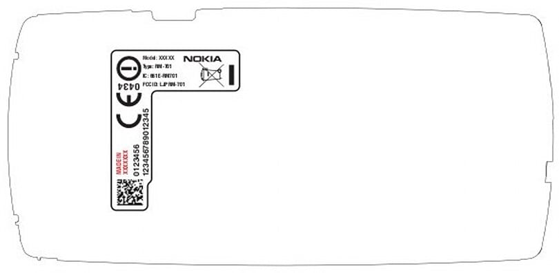 Nokia's N5 makes Symbian-powered procession through the FCC
