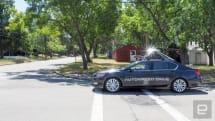 Inside Honda's ghost town for testing autonomous cars